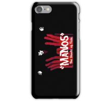 Manos!  The Hands of Fate phone case iPhone Case/Skin