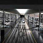 Atocha Station, Madrid by Kate Fortune
