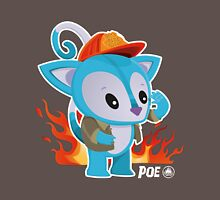 Poe Possum Fire Chief Unisex T-Shirt