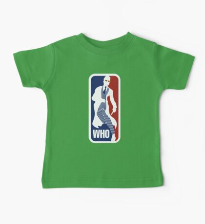 WHO Sport No.10 Baby Tee