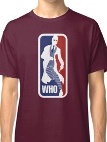 WHO Sport No.10 Classic T-Shirt