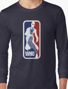 WHO Sport No.10 Long Sleeve T-Shirt