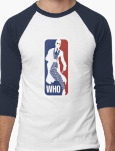 WHO Sport No.10 Men's Baseball ¾ T-Shirt