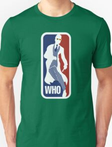 WHO Sport No.10 T-Shirt