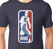 WHO Sport No.10 Unisex T-Shirt