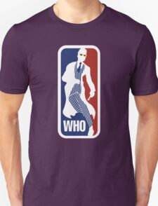 WHO Sport No.10 T-Shirt