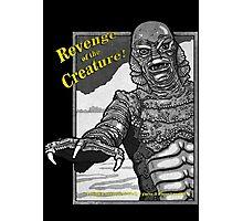 MST3K Revenge of the Creature Photographic Print