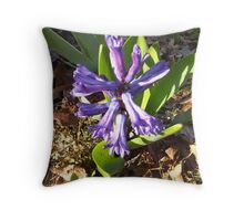 hi ya, Spring Throw Pillow