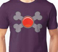 skeletor's chest piece  Unisex T-Shirt