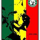 No-Kill United - ES ONE LOVE (PRINT) by Anthony Trott