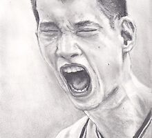 # 17  JEREMY LIN ! by Ray Jackson