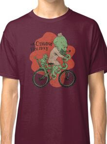 Mr. Cthulhu's Holiday Classic T-Shirt
