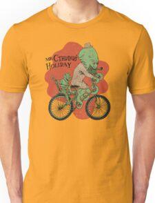 Mr. Cthulhu's Holiday Unisex T-Shirt