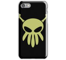 Capt. Dan Takes a Day Off iPhone Case/Skin