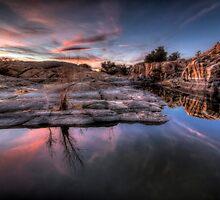 Cove Works by Bob Larson