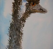 Emu Obsession by Kay Cunningham