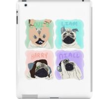 Pug Direction iPad Case/Skin