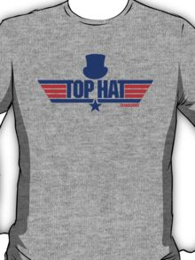 Top Hat (Star-Burns) T-Shirt