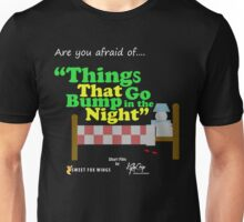 "Things that go Bump in the Night ""Short Film"" Unisex T-Shirt"