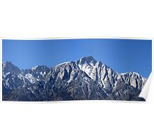 Eastern Sierras, Big And Bold Poster