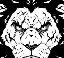Evil Lion King2 Sticker
