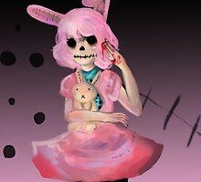 Dead Bunny Girl by MidnightPuppet