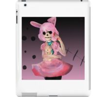 Dead Bunny Girl iPad Case/Skin