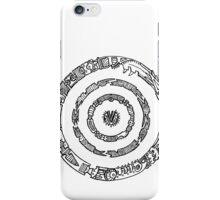 Metal Mandala iPhone Case/Skin