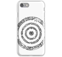 Metal Mandala iPhone Case/Skin