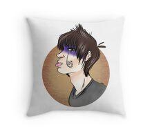 Ryan Ross Throw Pillow