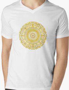 solar plexus Mens V-Neck T-Shirt