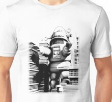 Rob-zilla Robot Attacks Unisex T-Shirt