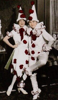 Vintage Clowns. by Ian A. Hawkins