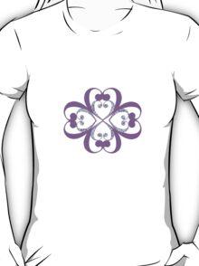 lotus plum T-Shirt