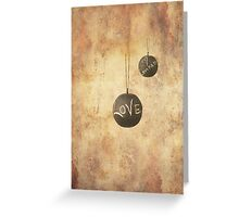 Love & Compassion Greeting Card