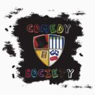 Comedy Society T-shirt by Ovinicus