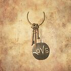 Keys To Love by Madeleine Forsberg