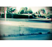 Suburb Photographic Print