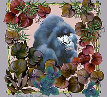 Gorilla by Ro London