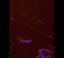 USGS Topo Map Washington State WA Sucia Island 244081 1973 24000 Inverted by wetdryvac