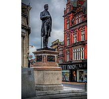 Joseph Pease Monument Photographic Print