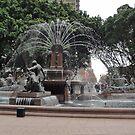 Sydney's Hyde Park Fountain 2 by STHogan