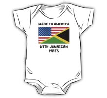 Made In American With Jamaican Parts One Piece - Short Sleeve