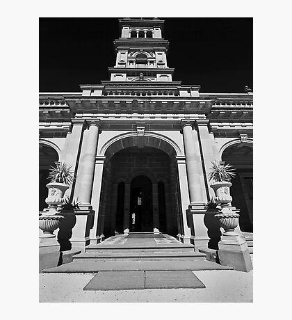 Werribee Mansion Photographic Print