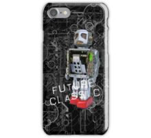 future clasic bot case iPhone Case/Skin