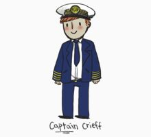 CAPTAIN Martin Crieff Kids Clothes