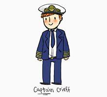CAPTAIN Martin Crieff Unisex T-Shirt