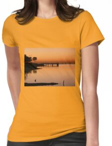 Dawn Womens Fitted T-Shirt
