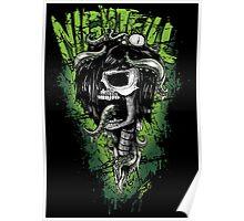 Nightfill - Dee Skull  Poster