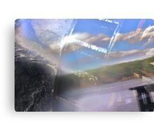 Wheel of Sky Canvas Print